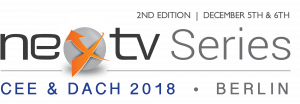 NEXTV SERIES CENTRAL EUROPE – 1st edition Berlin December 6-7 2017
