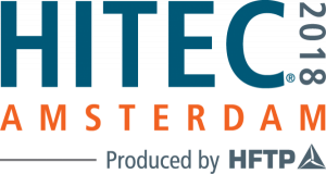 Meet us at HITEC Amsterdam | April 11–13, 2018