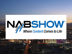 NAB Show - where Anevia discussed its new Cloud DVR and Disaster Recovery feature