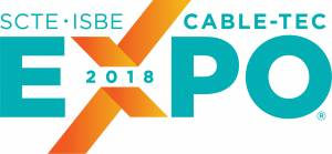 Cable Tec Expo<sup><small>®</sup></small> 2018 | 22-25 October