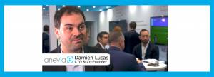 Damien Lucas of Anevia talks video OTT delivery at IBC