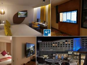 Anevia helped Videlio install next-generation solutions in hotels - to meet the audiovisual challenges for the hotel industry